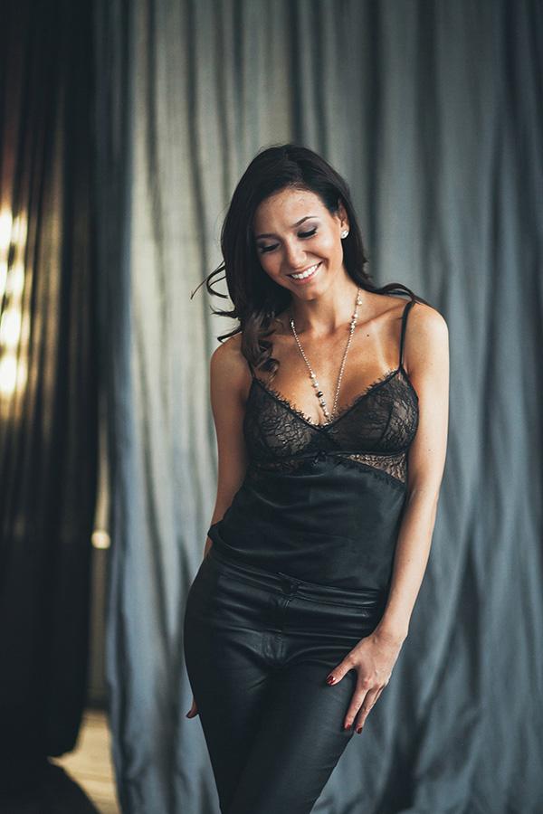 Elvira Azimova photographer portrait Moscow