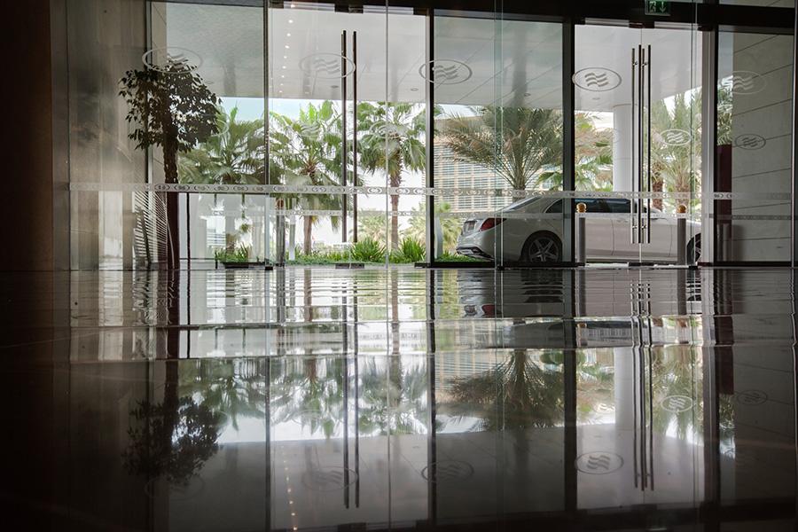 Elvira Azimova photographer interior Yas Island UAE