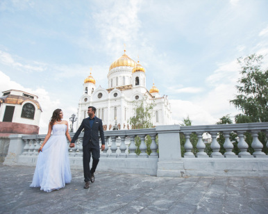 Elvira Azimova photographer engagement Moscow Russia