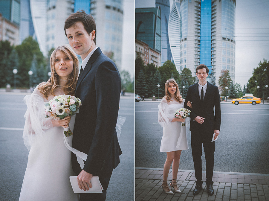 Elvira Azimova photographer wedding Moscow Russia