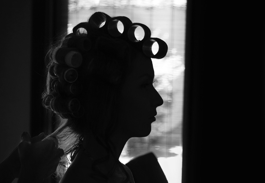 Elvira Azimova photographer wedding getting ready
