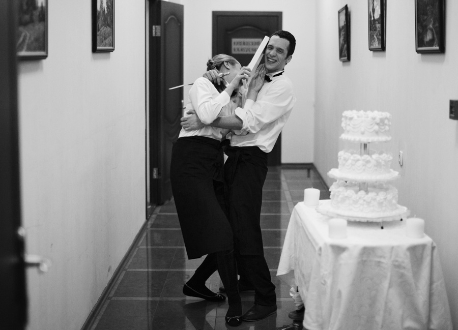 Elvira Azimova photographer wedding reception